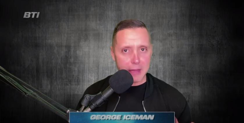 George Iceman.