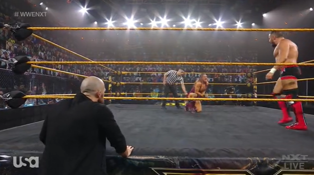WWE NXT Results: Bobby Fish vs. Pete Dunne