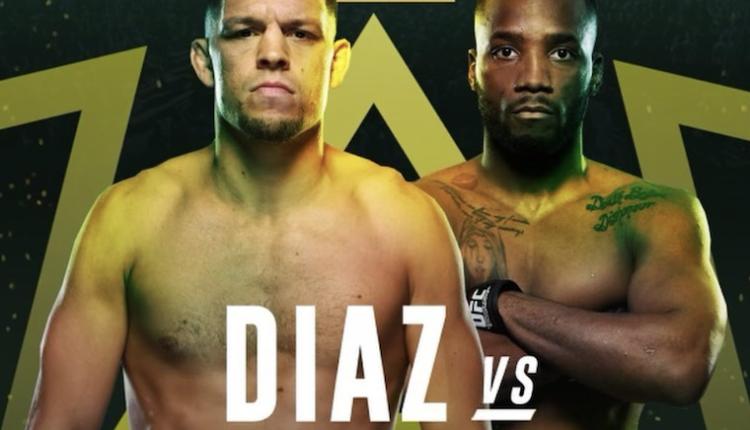 UFC 263 DIAZ EDWARDS