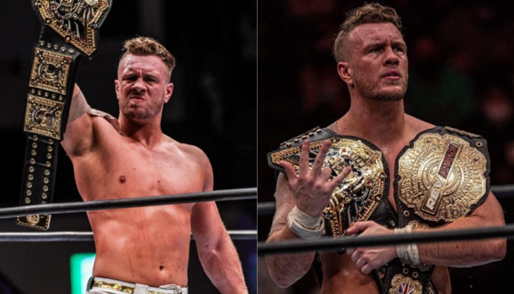 IWGP World Heavyweight Champion Will Ospreay Teases Clash With Kenny Omega