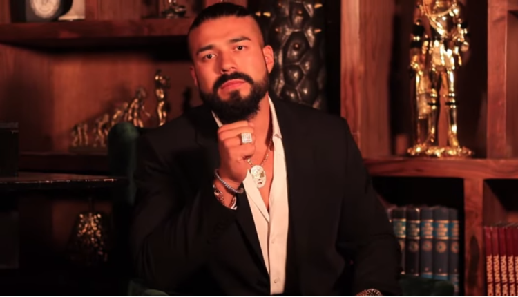 Andrade Challenges Kenny Omega For Match At Triplemania Over AAA Mega Championship