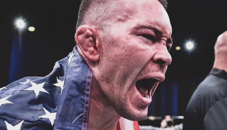 coby covington ufc welterweight