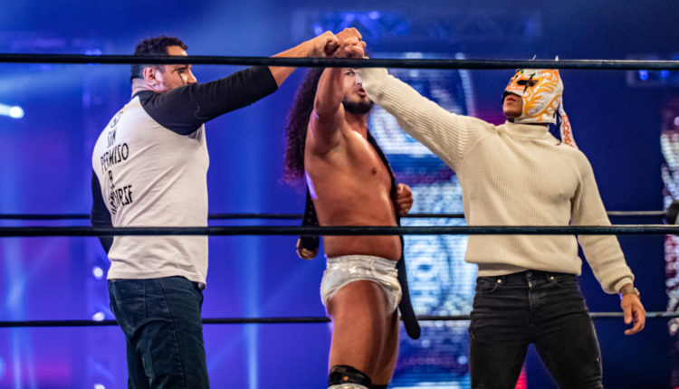 La Facción Ingobernable Suspended By Ring Of Honor For Month Of May