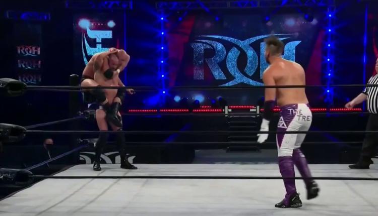 Ring Of Honor TV Results: The OGK (Matt Taven & Mike Bennett) Defeat Beer City Bruiser & Ken Dixon Via Backpack Stunner