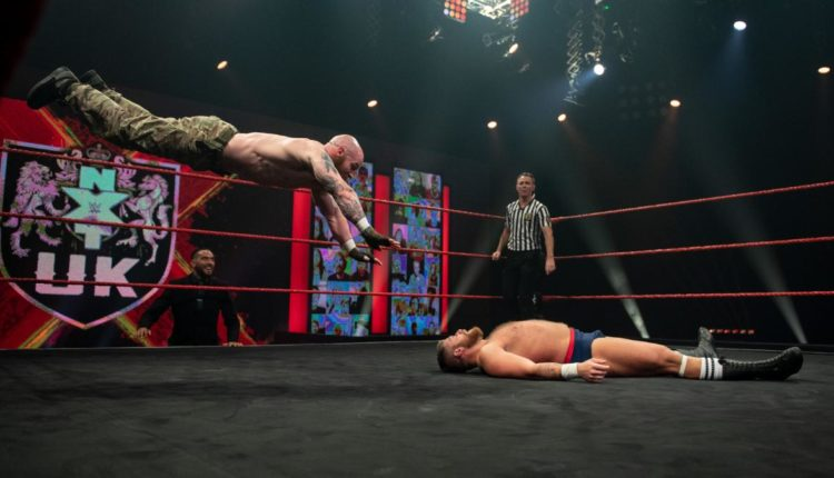 WWE NXT UK Results: Symbosis Destroy Andy Wild & Dan Moloney (06/10)