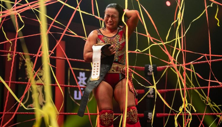WWE NXT UK Results: Meiko Satomura Ends Kay Lee Rays 649 Day Reign As NXT UK Women's Champion (06/10)