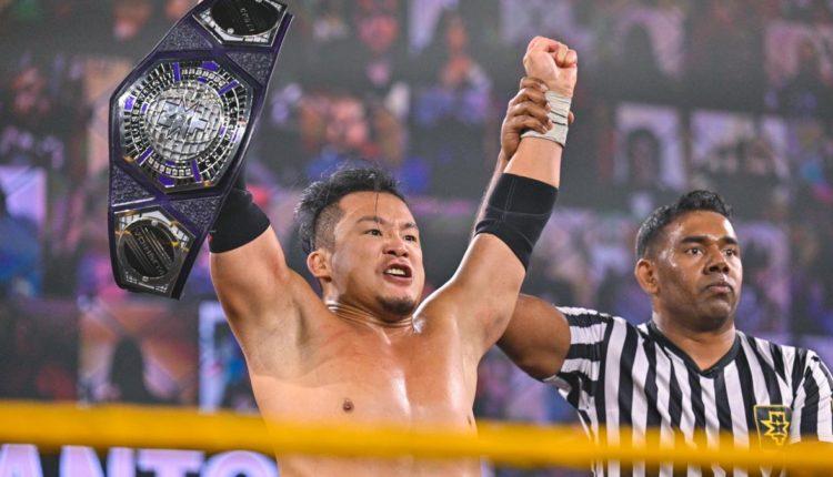 Who Will Be Next To Challenge KUSHIDA In WWE NXT?