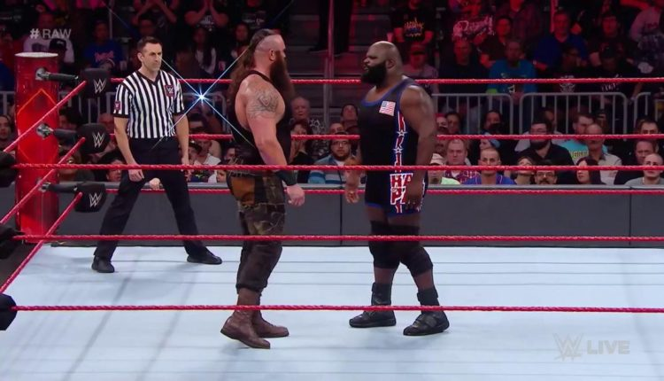 Mark Henry Reveals There Is Interest On Both Sides To Sign Braun Strowman In AEW