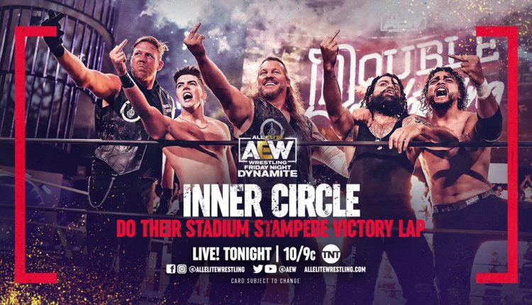 AEW Dynamite Results: The Inner Circle Aren't Done With The Pinnacle