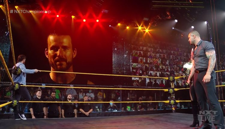 WWE NXT Results: Karrion Kross Faces Off With All Four Challengers, Adam Cole Stands Tall (06/08)