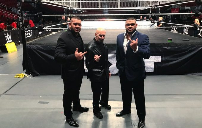 Former WWE Tag Team Authors Of Pain Destroy Retirement Rumors