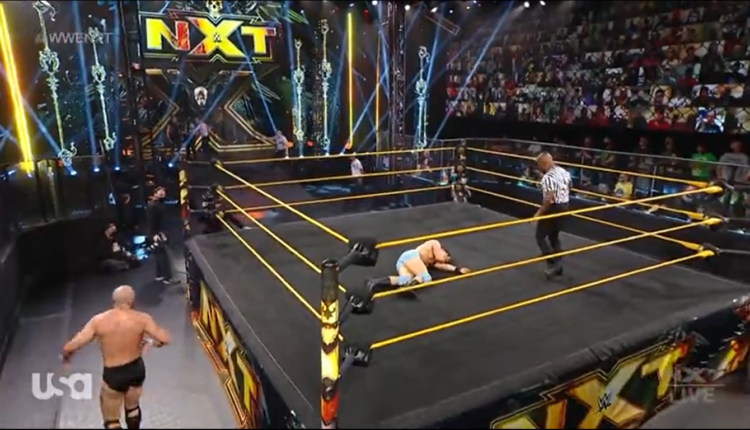 WWE NXT Results: Oney Lorcan Defeats Austin Theory With Half Nelson Slam (06/08)