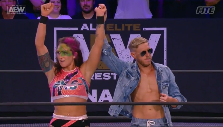 AEW Saturday Night Dynamite Results: Kris Statlander Defeats The Bunny Via Big Bang Theory, Injury Update On Trent?, Orange Cassidy Gets Punched Out By Blade (06/26)