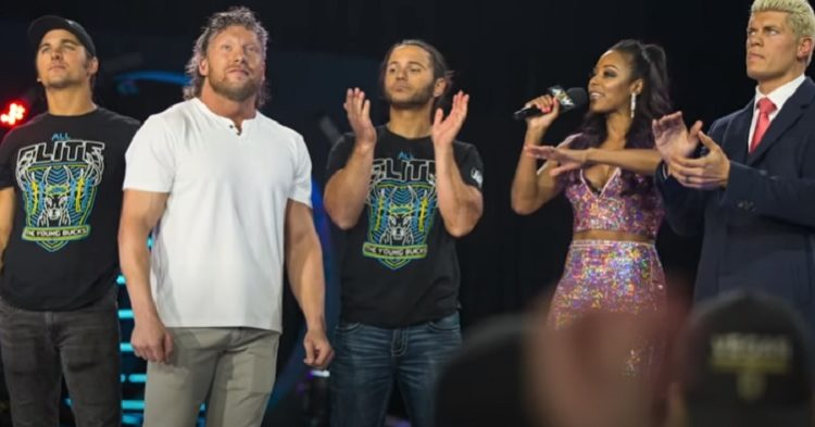 WWE Talked About AEW