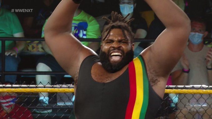 WWE NXT Results: Odyssey Jones Crushes Andre Chase To Advance In NXT Breakout Tournament (07/20)