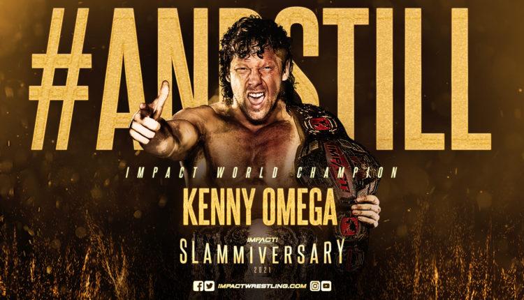 Impact Wrestling Slammiversary Results