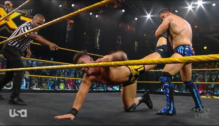 WWE NXT Results: Kyle O'Reilly vs. Austin Theory (07/20)