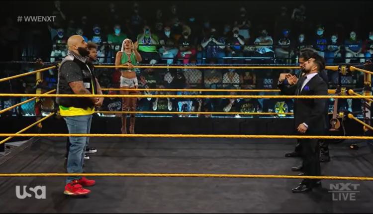 WWE NXT Results: Hit Row & Legado Del Fantasma Brawl It Out, Austin Theory Leaves The Way? (07/20)