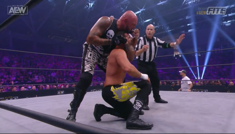 AEW Fyter Fest Results: Doc Gallows Defeats Frankie Kazarian, Hangman Page & Dark Order Make The Save (07/21)