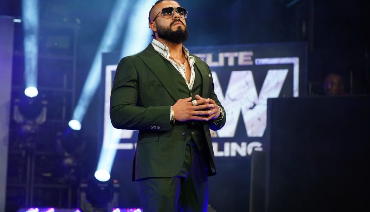 Andrade Doesn't Rule Out Future WWE Return, Wants To Become WWE Champion Someday