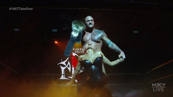 Karrion Kross Set For Call Up, Will He Vacate WWE NXT Championship?