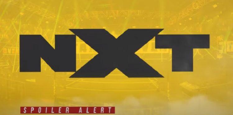 WWE NXT Spoilers