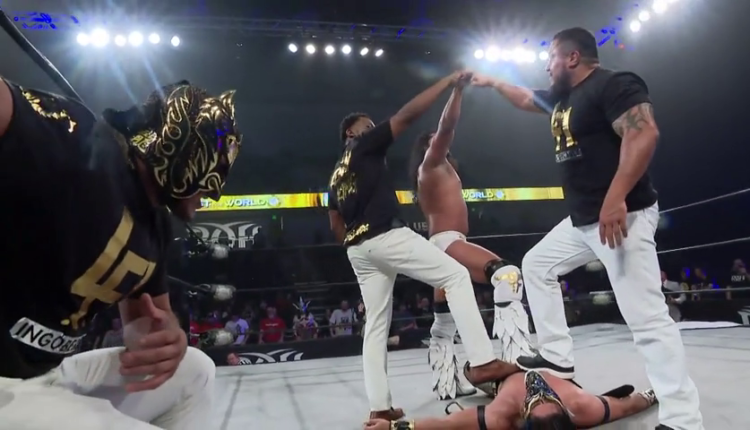 Ring of Honor Best In The World Results: Bandido Defeats RUSH To Win ROH World Championship, La Faccion Ingornable Get Last Laugh (07/11)