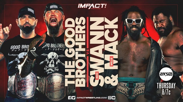 Impact Wrestling Preview (8/26) – Emergence Fallout - The Overtimer