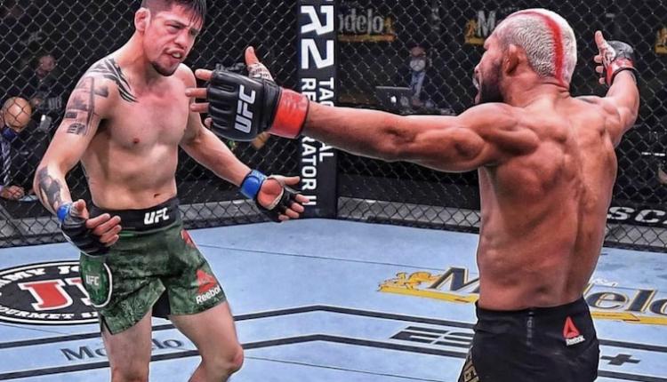 UFC: Deiveson Figueiredo Blasts Arrogant Brandon Moreno